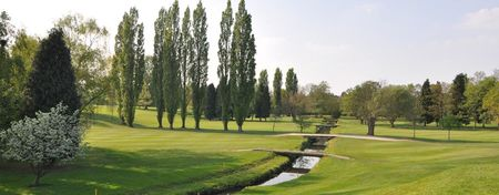 Overview of golf course named Coventry Hearsall Golf Club