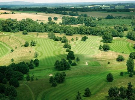 Cowdray Park Golf Club Cover Picture