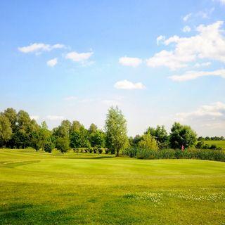 Cretingham golf club cover picture