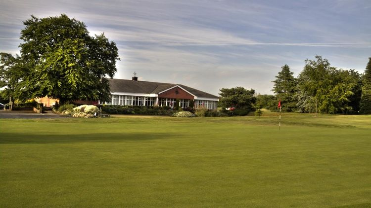 Crewe golf club cover picture