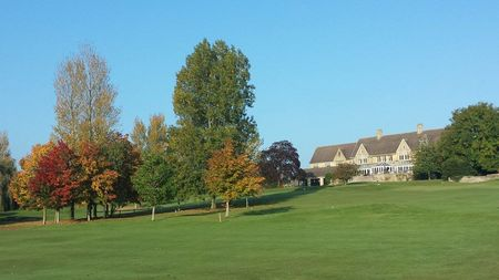 Cricklade hotel golf club cover picture