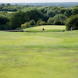 Crondon park golf and country club cover picture