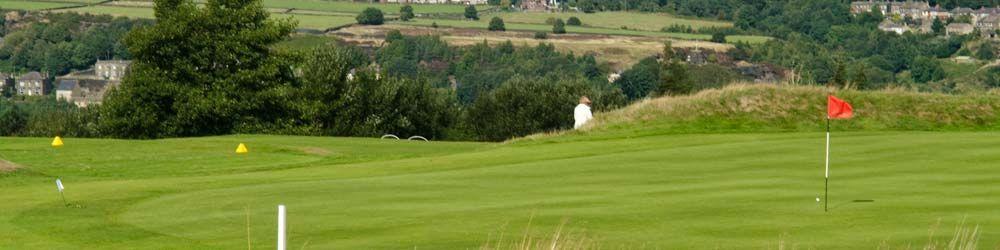 Crosland heath golf club cover picture