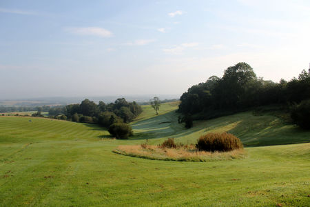 Overview of golf course named Cuckfield Golf Centre