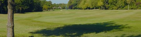 Overview of golf course named Cuddington Golf Club
