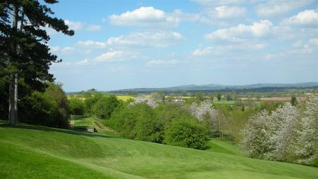 Droitwich Golf and Country Club Cover Picture