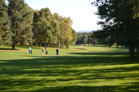 Overview of golf course named Druids Heath Golf Club