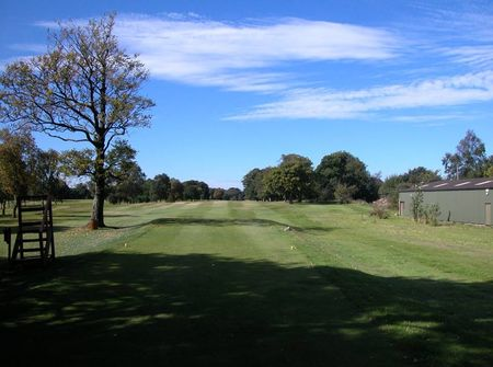 Overview of golf course named Pleasington Golf Club