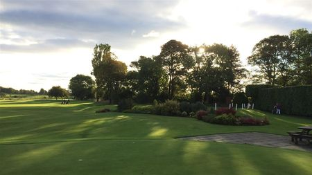 Ponteland golf club cover picture