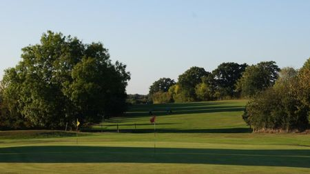 Pottergate golf club cover picture