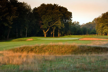 Brokenhurst manor golf club cover picture