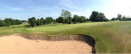 Brookfield golf club cover picture