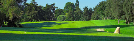 Overview of golf course named Brough Golf Club