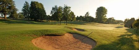 Buckingham Golf Club Cover