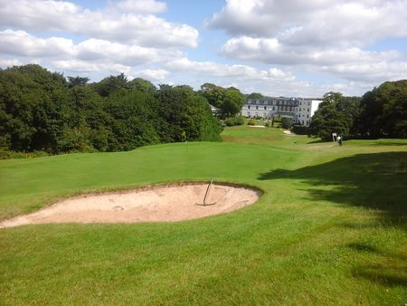 Budock Vean Golf Club Cover Picture