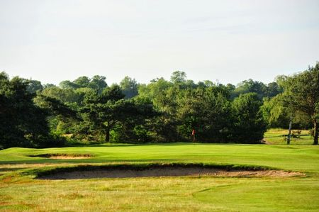 Overview of golf course named Bungay and Waveney Valley Golf Club