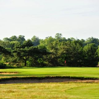 Bungay and waveney valley golf club cover picture