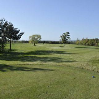 Burgham park golf club cover picture