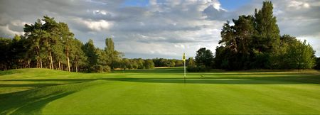 Burnham Beeches Golf Club Cover Picture