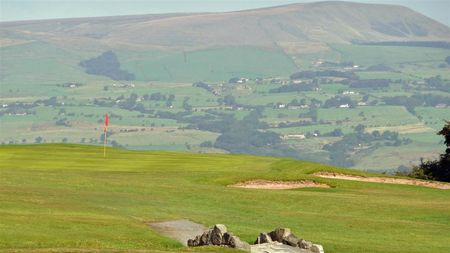 Burnley golf club cover picture