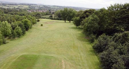 Overview of golf course named Normanton Golf Club