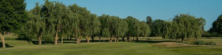 Overview of golf course named Middleton Hall Golf Club
