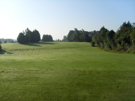Newent Golf Club Cover Picture