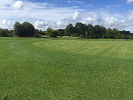 Nazeing Golf Club Cover
