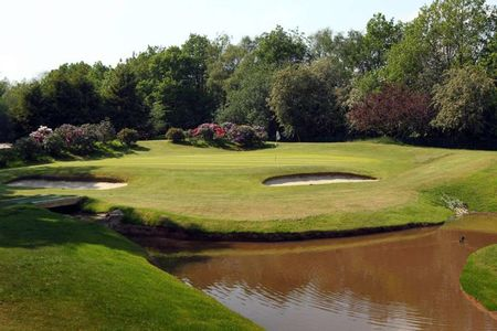 Overview of golf course named Nailcote Hall Golf Club