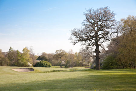 Mill hill golf club cover picture