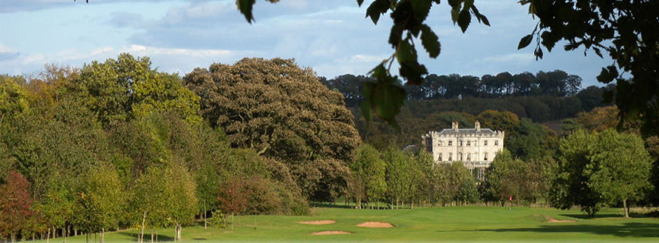 Castle eden golf club cover picture
