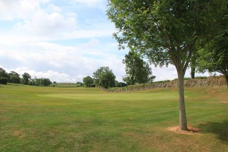 Overview of golf course named Casterton Golf Club