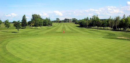 Mount Pleasant Golf Club Cover Picture