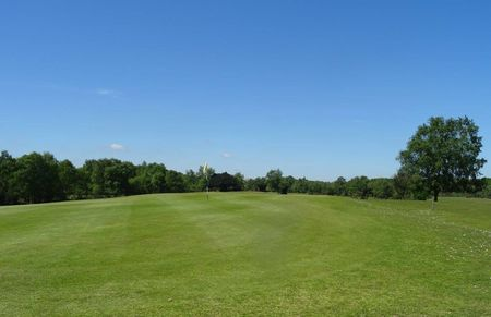 New Forest Golf Club Cover Picture