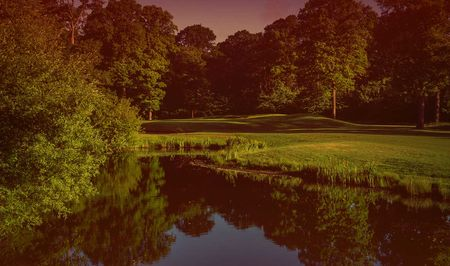 Mill Green Golf Club Cover Picture