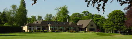 Moor hall golf club cover picture