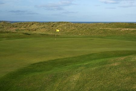 Newbiggin Golf Club Cover Picture
