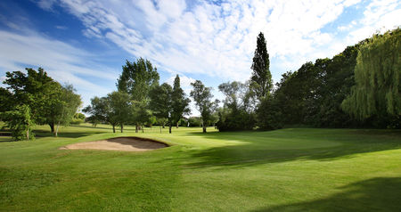 Muswell Hill Golf Club Cover Picture