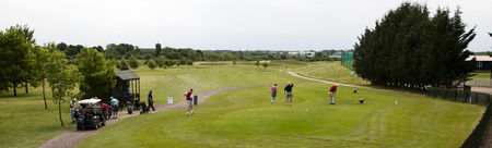 Overview of golf course named North Weald Golf Club
