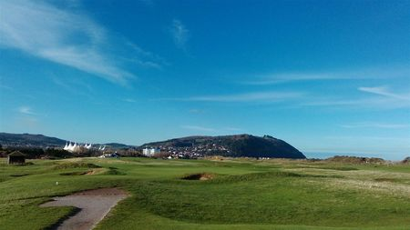 Minehead and West Somerset Golf Club Cover Picture