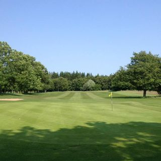 Catterick golf club cover picture