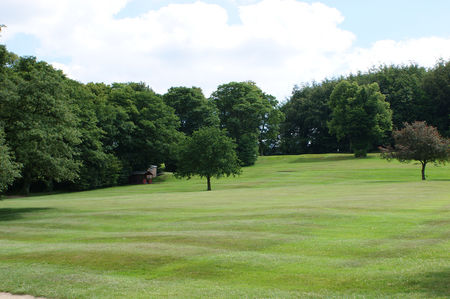 Overview of golf course named Canwick Park Golf Club
