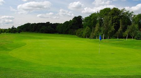 Overview of golf course named Northampton Golf Club
