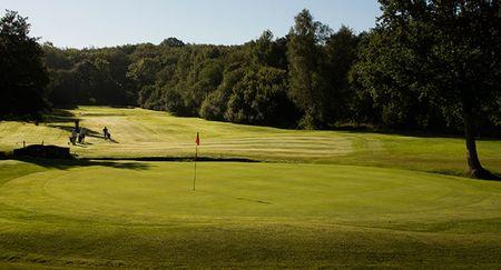 Nevill Golf Club Cover