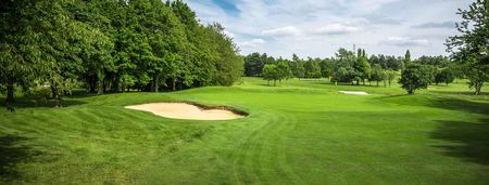 Overview of golf course named Milton Keynes Golf Club