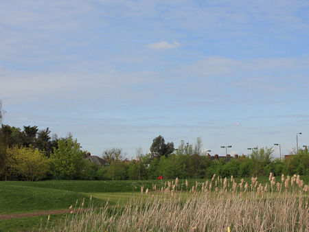 Central london golf centre cover picture