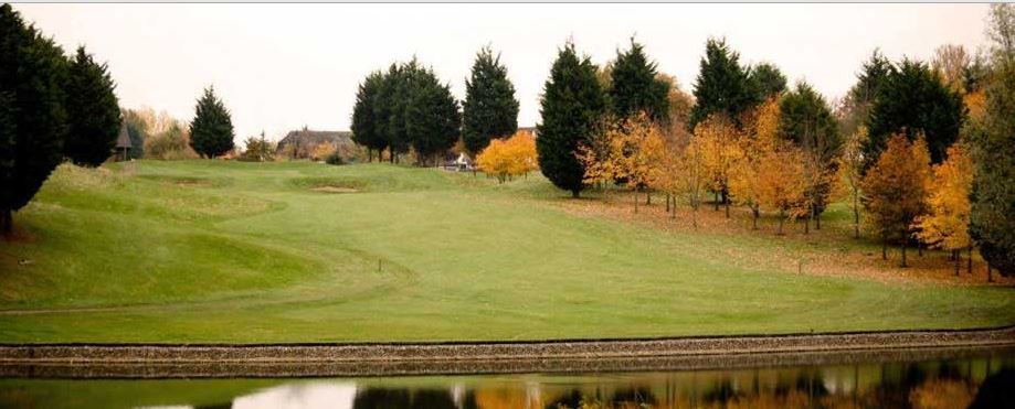 Channels golf club cover picture