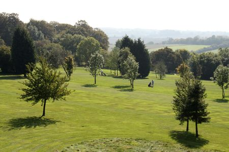 Overview of golf course named Chartridge Park Golf Club