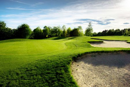 Chelsfield Lakes Golf Centre Cover Picture
