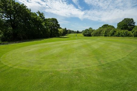 Cheshunt park golf club cover picture